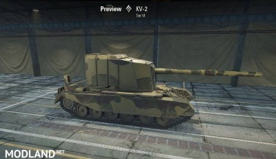 KV 2 TO FV 4005 STAGE II Model-swap (SD) 1 [1.0.2.4], 1 photo